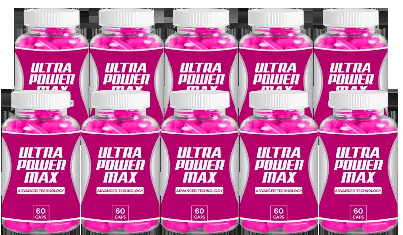 Ultra Power Max Preço