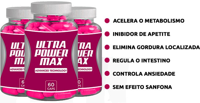 vantagens ultra power max